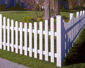 About picket fence