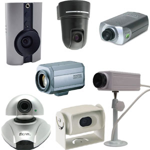 Overview on security cameras