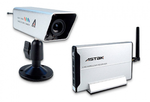 About Wireless Security Cameras