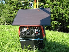 Buying a solar electric fence
