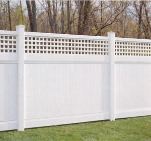 Vinil çit