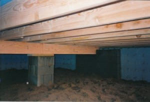 Tips for waterproofing crawl spaces
