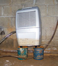 How to get the most out of the basement dehumidifier