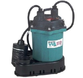Sump pump repair vs replacement