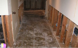 How to waterproof your basement walls