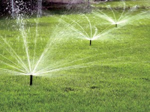 Ways of adjusting a Rain Bird sprinkler system