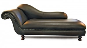 Classic leather sofas