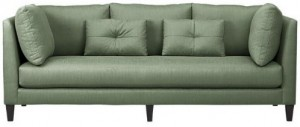 Traditionelles Sofa stile
